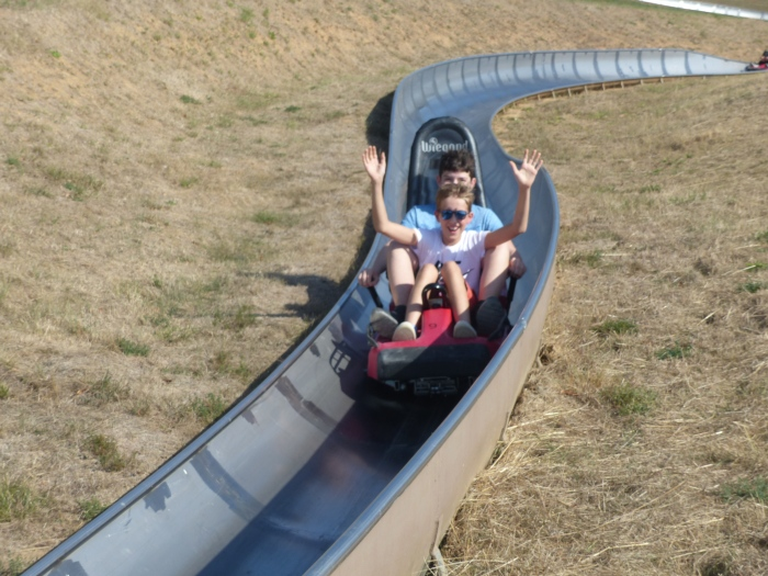 Sommerrodelbahn Loreley